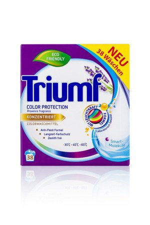 TRIUMF 2,8kg Color Proszek do prania NEW