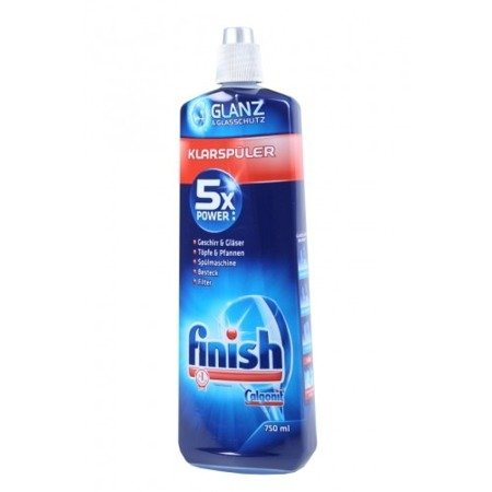 Nabłyszczacz do zmywarki FINISH 400+350ml