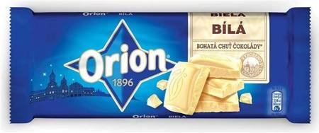 ORION 100g White Czekolada