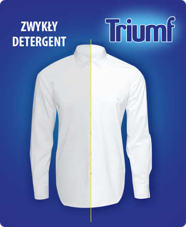 TRIUMF 1,6kg White Proszek do prania NEW
